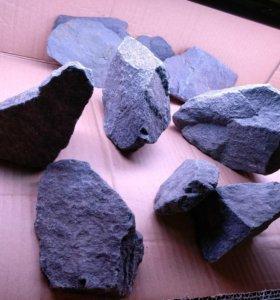 Камни габбро диабаз 7 кг