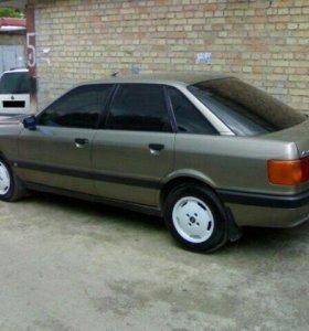 Запчасти ауди80-90