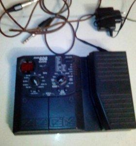 Гитарный процессор zoom606