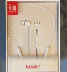Беспроводные наушники Beats X