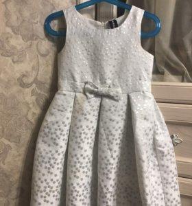 Платье для девочки р.116