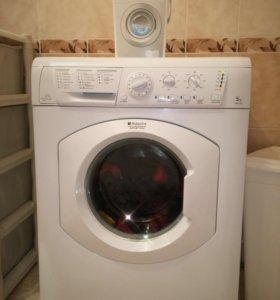 Продаётся стиральная машинка ARISTON Hotpoint