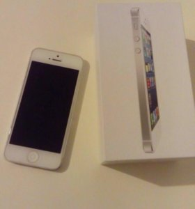 Телефон iPhone 5, 16 GB