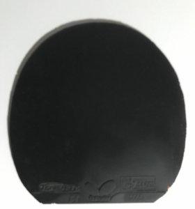 Теннисная накладка TENERGY 64,чёрная, max