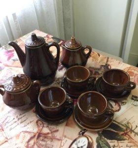 Сервиз кофейный из СССР