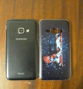 Телефон Samsung Galaxy J1 2016 ГОДА