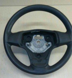 Рулевое колесо Opel Corsa D 2012 год