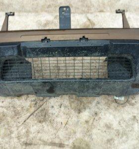 Renault Dustre бампер передний