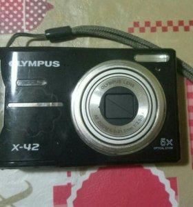 Фотоаппарат Olympus x-42