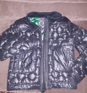 Куртка (пуховик) philipp plein💞💟❣💛