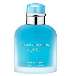 DOLCE&GABBANA LIGHT BLUE INTENSE POUR