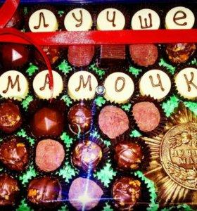 Подарки 8марта из шоколада
