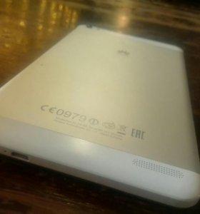 Телефон Huawei mediapad x1 4g с большим экраном