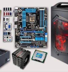 Ремонт и скупка компьютеров ноутбуков