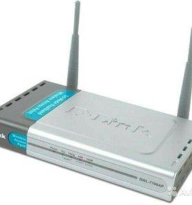 Точка доступа D-Link DWL-7100AP