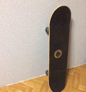 Скейтборд+защита