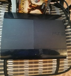 Sony PS3 slim 500