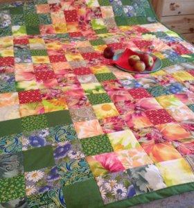 Пошив лоскутного одеяла/покрывала
