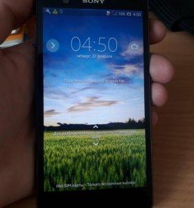 Sony телефон (срочно продам)