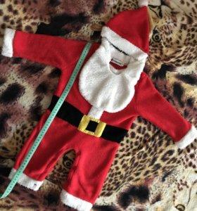 Продам костюм Санта Клаус на малыша