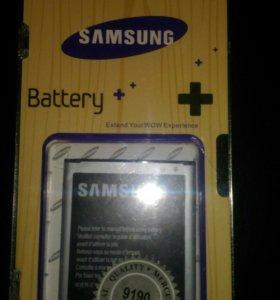 Батарея для самсунг новая