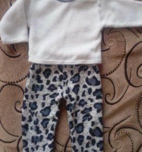 Костюм и штанишки