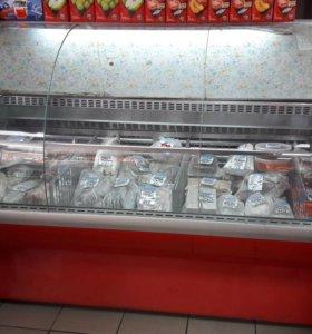 Морозильные витрины