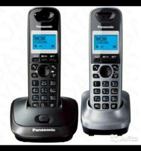 Стационарный телефон Panasonic KX-TG 2512