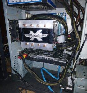 Компик на i3 + gtx 750ti