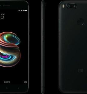 "Xiaomi Mi 5x новый 4/64 Гб, 5,5"""