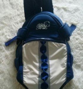 Слинго-рюкзак