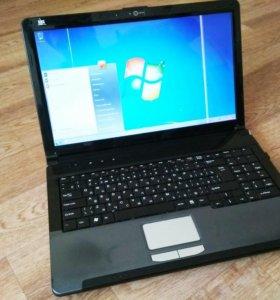 Ноутбук DNS 2 Ядра 4 Гига
