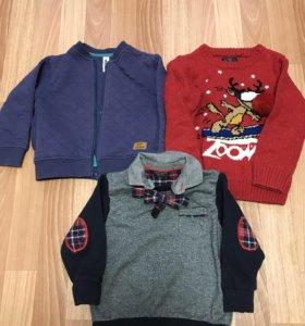 Комплект вещей на мальчика ,98-104