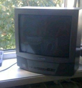 Телевизор фирмы Sharp 14a1-s