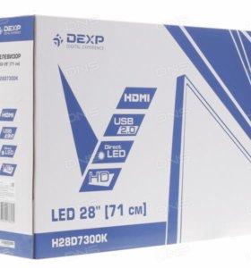"""28"""" LED Телевизор DEXP"""