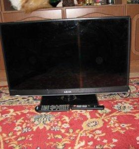 """29"""" LED Телевизор AKAI с документами"""