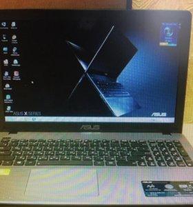 Игровой ноутбук Core i5, 4 ram, 2gb video