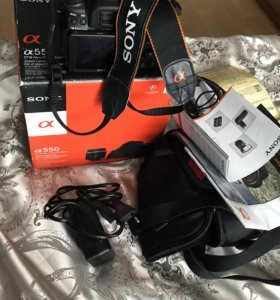 Фотоаппарат Sony A 550