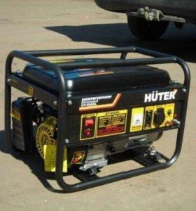 Бензогенератор HuterDY4000L