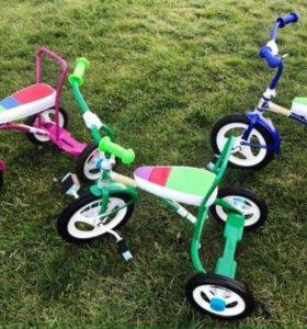 Детский велосипед (доставка🚲)