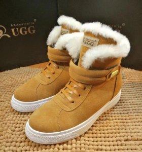 зимняя обувь кеды UGG- 36 размер