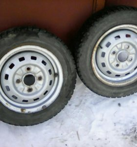 Два колеса матиса
