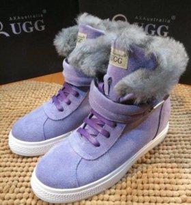 зимняя обувь кеды UGG- 37 размер