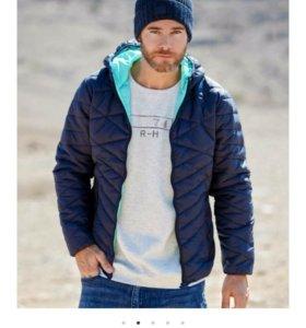Куртка утепленая Унисекс