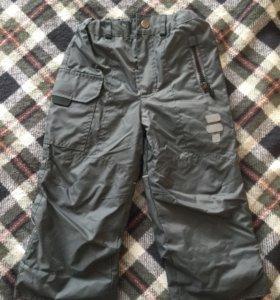 Непромокаемые штанишки на весну