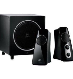 Компьютерная акустика Logitech Speaker System Z523