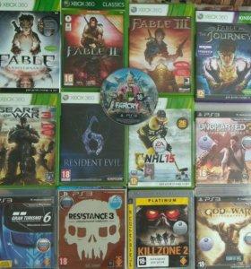 Игры PS3 ; Xbox 360(Продам,Обменяю)