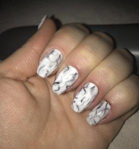 Маникюр , наращивание ногтей