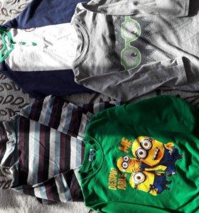 Вещи на мальчика с 2-4 лет