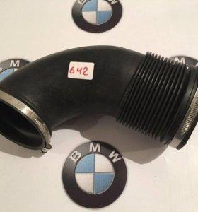 Патрубок гофрированный двигателя BMW 7 (E65, E66)
